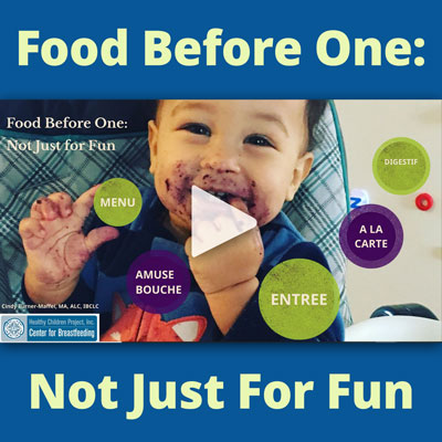 Food Before One is Not Just for Fun! image